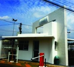 Construção do prédio da administração do Jardim Residencial Sunset Village  - Sorocaba|SP