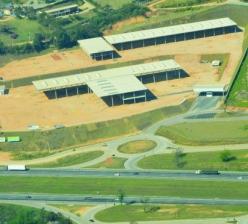 Construção de concessionária Volvo – Lapônia Sudeste LTDA