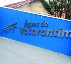 Reforma de prédio comercial - Aguas de Votorantim S/A